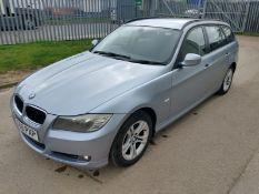2010 BMW 318D Es 2.0 5Dr Estate - CL505 - NO VAT ON THE HAMMER - Location: Corby