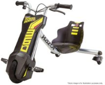 1 x Razor Three Wheeled 'Power Rider 360' - Includes Charger - Original Price £249.95 - From An