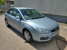2005 Ford Focus Ghia T 5dr Hatchback - CL505 - NO VAT ON THE HAMMER - Location: Corby