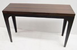 1 x FRATO 'NEW YORK' Luxury Console Table With A High Gloss Finish - Original RRP £1,173