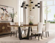 1 x FRATO 'Tributo II' Luxury 3-Metre Dining Table - Original RRP £13,300