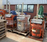 22 x Orwak 5030 Waste Compactor Bailers - RESALE JOB LOT OPPORTUNITY -Used For Compacting