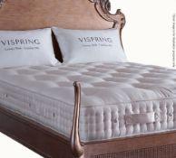1 x VISPRING Bedstead Distinction Super Kingsize Mattress (Soft Firmness) - Original RRP £6,099