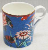 1 x Wedgewood 'Paeonia Blush' Mug - Dimensions: Size: 8.2 x 7.3cm - Ref: HHW80/JUL21 - CL679 -