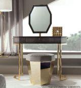 1 x GIORGIO COLLECTION 'Infinity' Luxury Italian Vanity Desk (5985) - Original RRP £5,040