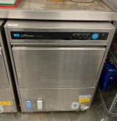 1 x Meiko UPster U 500S Commercial Undercounter Pot Washer With Stainless Steel Exterior - CL670 -