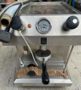 1 x Fracino Single Group Coffee Machine-CL667 - Location: Brighton, Sussex, BN24This item was
