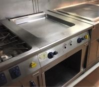1 x Electrolux Thermoline Gas Fired Wet Well - Recently Removed From a Luxury 5 Star Hotel -CL667 -