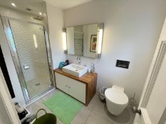 1 x Complete Bathroom Suite WithPhilip Starck, Duravit & Vitra Fittings - NO VAT ON THE HAMMER