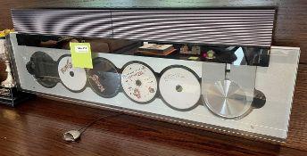 1 x BANG & OLUFSEN Wall Mounted CD Player- Dimensions: 90 x 30 x 8cm - Ref: SGV110 - CL672