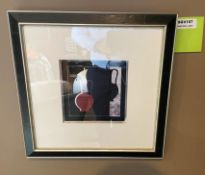 1 x Picture In Frame - Dimensions: 35.5 x 35.5cm - Ref: SGV167 - CL672 - NO VAT ON THE HAMMER -