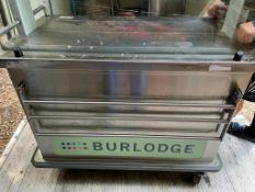 1 xBurlodge Multigen II Cook and Hold Hostess Trolly- CL667 - Location: Brighton, Sussex, BN24