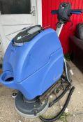 1 x Numatic Floor Scrubber Dryer Cleaner - 30 ltr Capacity - Model TT3450T -CL667 - Location: