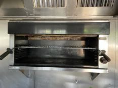 1 x Masterchef Salamander Grill -CL667 - Location: Brighton, Sussex, BN26Collections:This item is