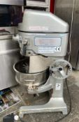 1 x Chef Quip Mixing Mincing Machine With Bowl and Attachment -CL667 - Location: Brighton,