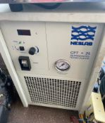 1 x Neslab CFT25 Refrigerated Recirculator Chiller -CL667 - Location: Brighton, Sussex,