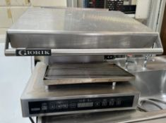 1 x Giorik ST30 'Hi Touch' Electric Salamander Grill - 3 Phase - CL667 - Location: Brighton, Sussex,
