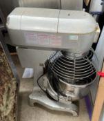 1 x Chef Quip Dough Mixer 30qt 240v - Includes 3 Attachements - CL667 - Location: Brighton,