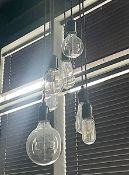 3 x Sets of Suspended Cluster Lights - CL674 - Location: Telford, TF3Collections:This item is to