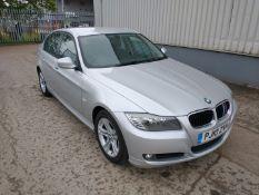 2010 BMW 316D ES 5dr Saloon 2.0 Diesel - CL505 - Ref: VVS0012 - NO VAT ON THE HAMMER - 1 Years MOT