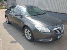 2012 Vauxhall Insignia Se Nav Cdti Ecoflex Ss saloon - CL505 - Ref: VVS032 - NO VAT ON THE HAMMER -