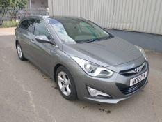 2012 Hyundai I40 Premium Blue Drive Crdi Estate Diesel- CL505 - NO VAT ON THE HAMMER - Location: