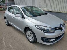 2014 Renault Megane D-Que Tt Energy Dci S/S 5dr Hatchback - CL505 - Ref: VVS0011 - NO VAT ON THE