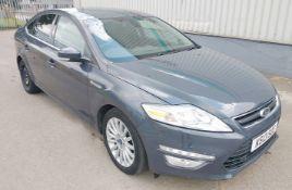 2013 Ford Mondeo Zetec Business Edn Tdci Diesel Hatchback- CL505 - NO VAT ON THE HAMMER - Location: