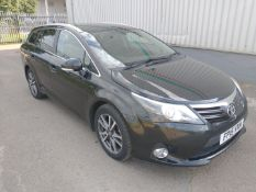 2015 Toyota Avensis Icon Business Ed D-40 5dr Estate - CL505 - NO VAT ON THE HAMMER - Location: