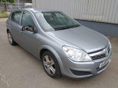 2010 Vauxhall Astra Active 5dr Hatchback 1.4 Petrol - CL505 - Ref: VVS0014 - NO VAT ON THE HAMMER -