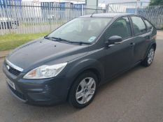 2010 Ford Focus style 100 5dr Hatchback 1.6 Petrol- CL505 - Ref: VVS043 - Location: Corby,
