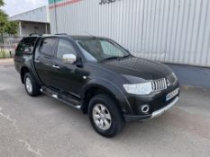 2013 Mitsubishi L200 Pickup with Carry Boy- CL505 - Ref: VVS031 - Location: Corby,