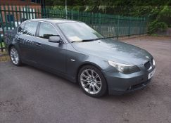2004 BMW 525 Diesel SE 4 Door Saloon - CL505 - Ref: VVS0019 - NO VAT ON THE HAMMER - Location: Corby