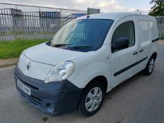 2010 Renault Kangoo ML20 Plus Dci 70 Panel Van 5 seats - CL505 - Ref: VVS0007 - NO VAT ON THE HAMMER