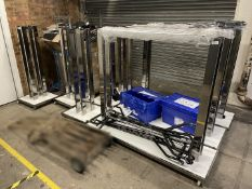 HUGE Assorted Collection of RETAIL DISPLAY ITEMS From Recently Closed DEBANHEMS Store - CL670 -