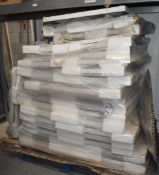 1 x Pallet of Approximately 22 x Unused Shower Trays From Victoria Plumb - New Stock - Location:
