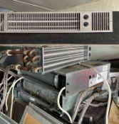 5 x Space Saver SS9 MK 5 Smiths Kickspace Heaters - CL667 - Location: Brighton, Sussex,