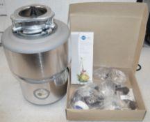 1 x Insinkerator Evolution 200 Supreme Waste Disposal Unit - RRP £400 - 1180 Litres - Unused in