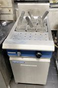 1 x BLUE SEAL 6-Basket Pasta Cooker - Dimensions: 460mm X 820mm -Ref: MAN238 - CL677 - Location: