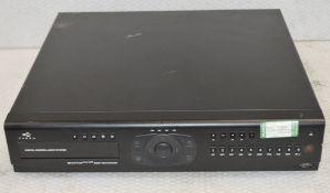 1 x Vista Quantum Plus 16 Channel 2TB Home or Business CCTV Security Camera Digital DVR Recorder-