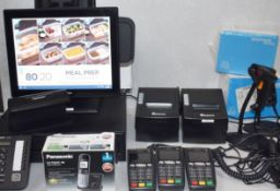 """1 x Epos Now Pro C15 15.1"""" All in One POS Terminal System With Windows 10, Touchscreen and"""