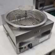 1 x Pizza Capper Shrink Wrap System - Works on All Size Pizzas - Machine Dimensions: 375 x 375mm -