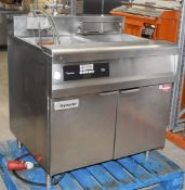 1 x Frymaster 8SMSSC Commercial Electric Pasta Cooker - 3 Phase - Original RRP £11,000