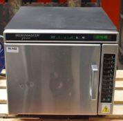 1 x Menumaster Jetwave JET514U High Speed Combination Microwave Oven - RRP £2,400 - Manufacture