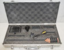 1 x Cavic Test Mate Inspection Camera - Includes Wireless Inspection Camera and Video Recording