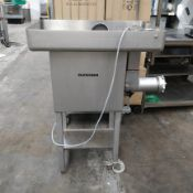 1 x Bizerba Meat Mincer - Model FW-N32S/2 - Stainless Steel Construction With 3 Phase 400v Power