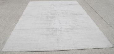 1 x PORADA 'Bright' Carpet Rug In Smoke Grey - Dimensions (approx): 240 x 340cmcm - RRP £2,375