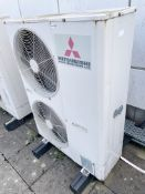 1 x MITSUBISH 'Daiya' Packaged Air Conditioner Split Type Outdoor Unit - Ref: ED223 - To Be