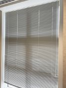 1 x Window Blind With A 2.5 Metre Drop - Dimensions: 170 x H255cm - Ref: ED158F - To Be Removed From