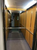 2 x KONE 10-Person Lifts, Each With A Capacity Of800kg- To Be Removed From An Executive Office